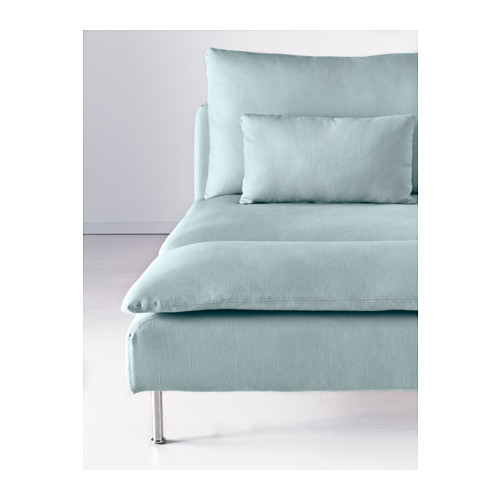 Soderhamn chaise longue by ikea interiormad for Chaise longue jardin ikea