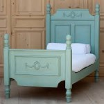 Bradshaw Kirschofer Beautiful Blue Bed