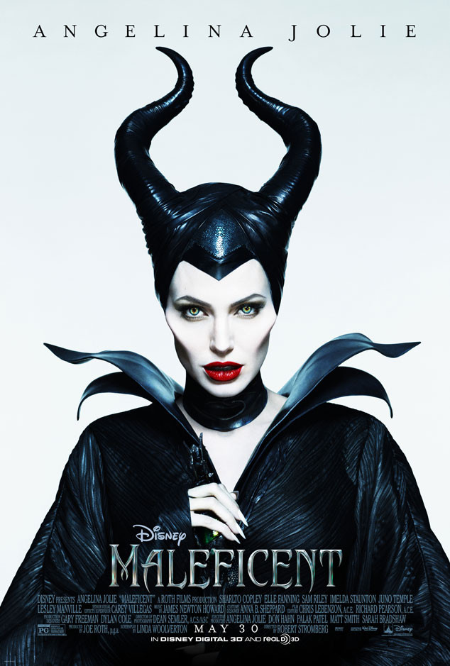 maleficent official disney poster