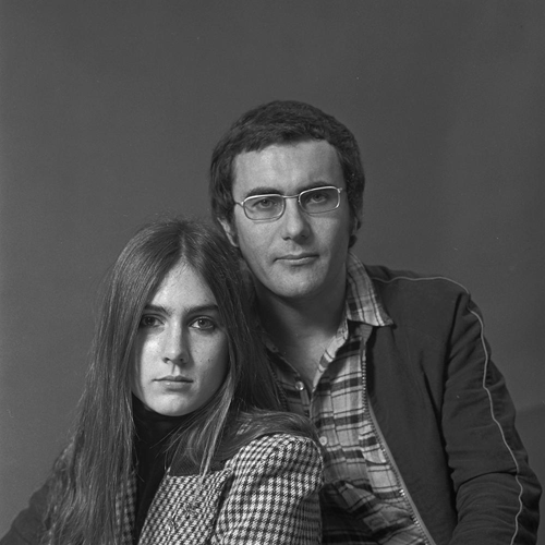 Al Bano and Romina Power in 1976; photo via Wikipedia