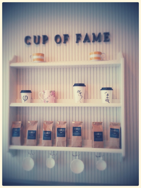 Cophi - cup of fame