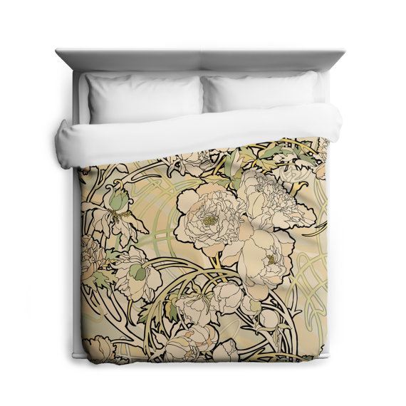 A. Mucha duvet by sharpshirter