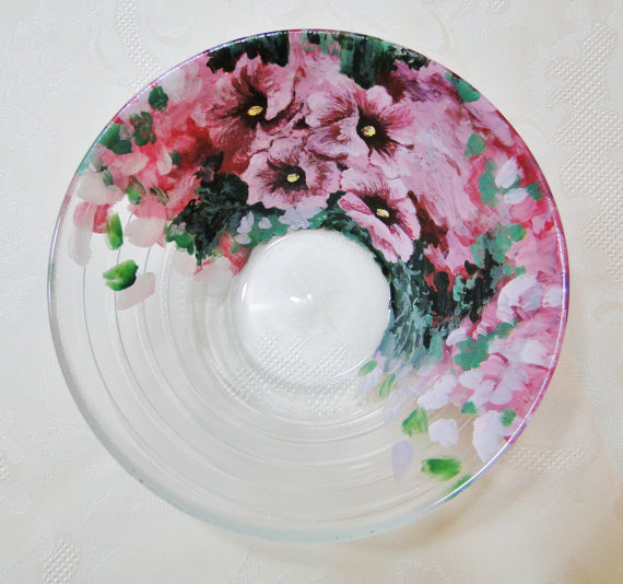 Decorative bowl by ArtFromRecycle