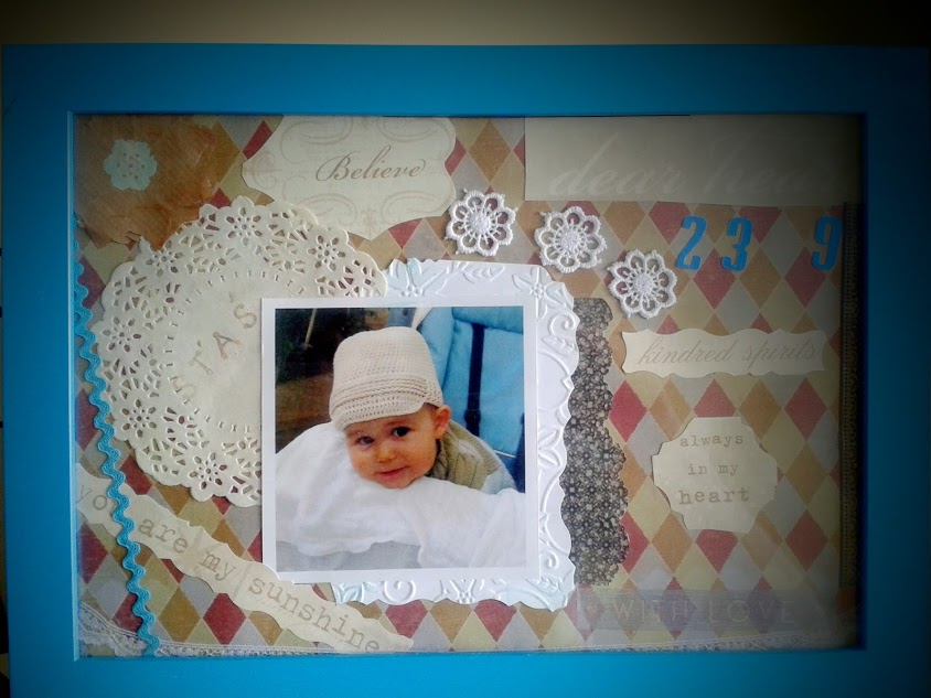 Scrapbooking picture