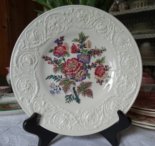 Wedgwood plate by HomecomingDiningRoom
