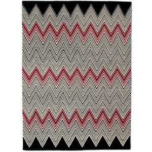 Zig zag rug by Missoni Home