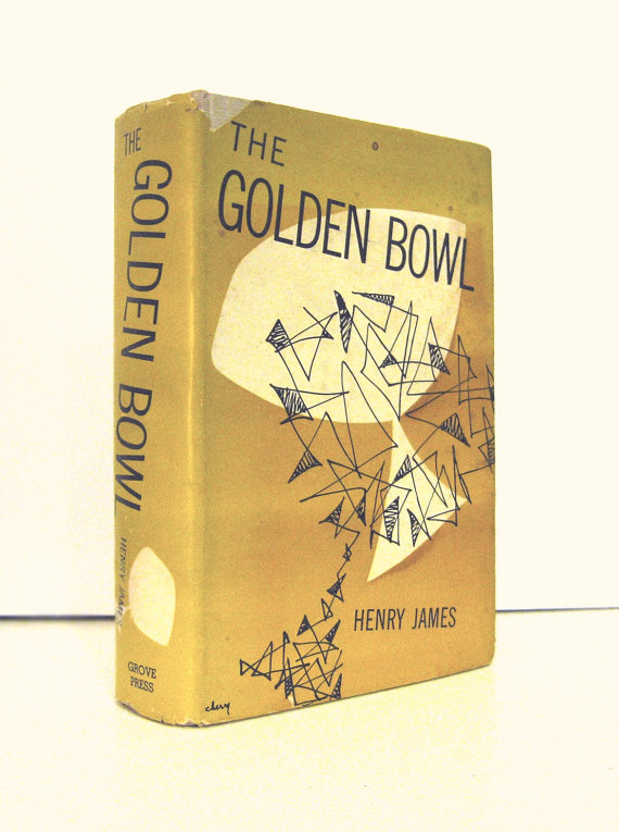 The Golden Bowl by Henry James (1952 edition) via ProfessorBooknoodle