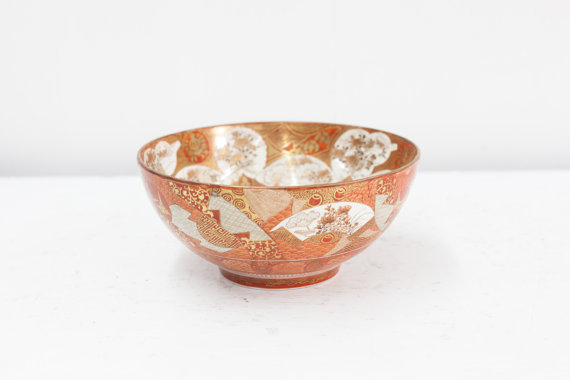 Japanese bowl by TheParsonsPleasures