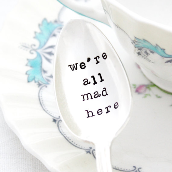 Teaspoon by MilkandHoneyLuxuries