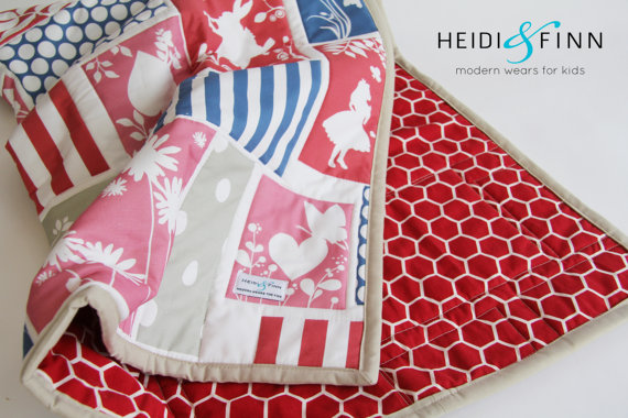 Quilt by heidiandfinnstudio