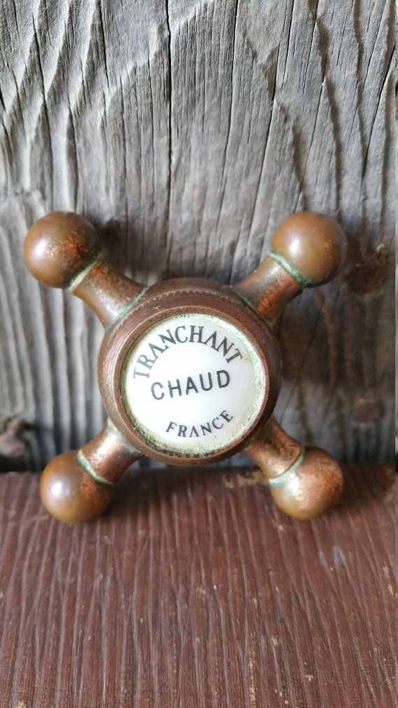 Tap handle via VintageVinnieFrance