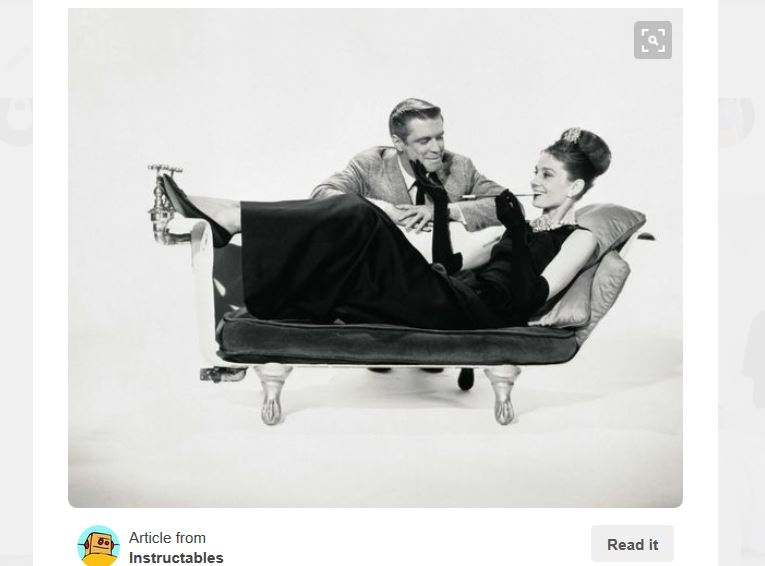 Interior Mad's Breakfast at Tiffany's board on Pinterest