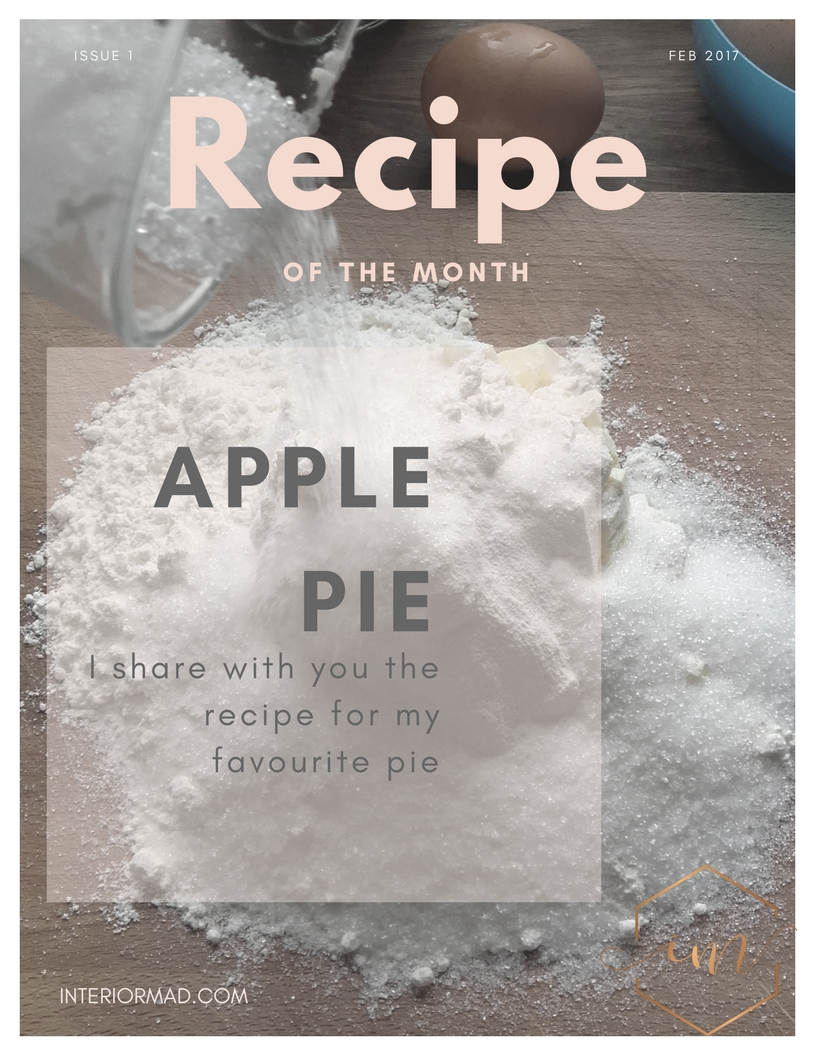 Apple pie recipe inspiration