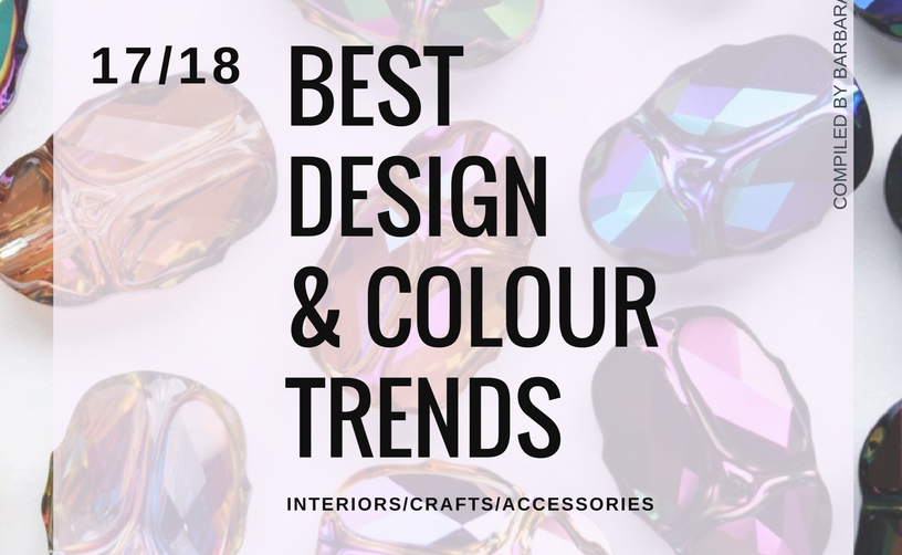 best design and colour trends lookbook